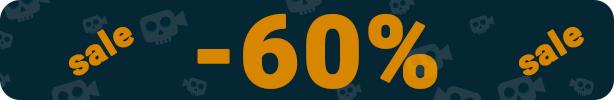 -60% SALE