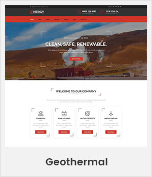 Geothermal WordPress theme