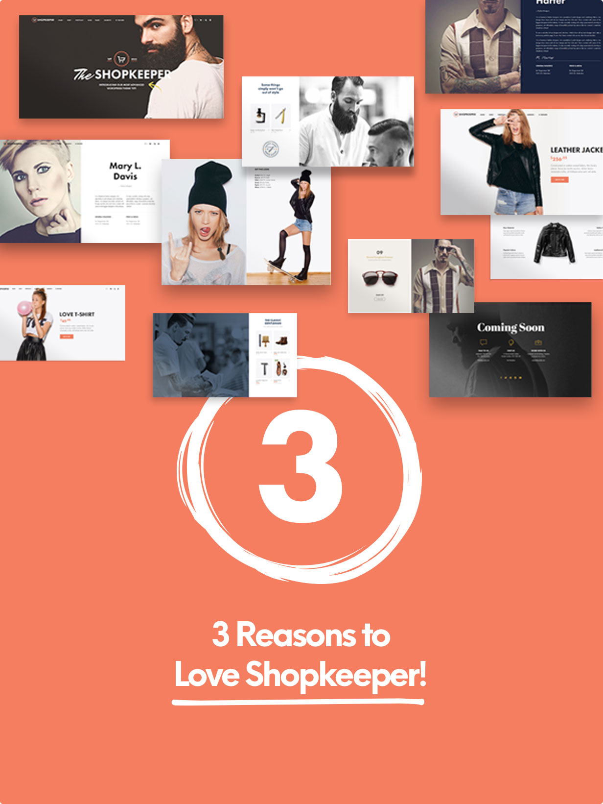 Shopkeeper - eCommerce WP Theme for WooCommerce - 11