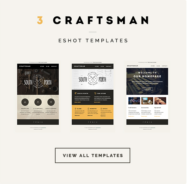15 Eshot Templates by ThemeMill