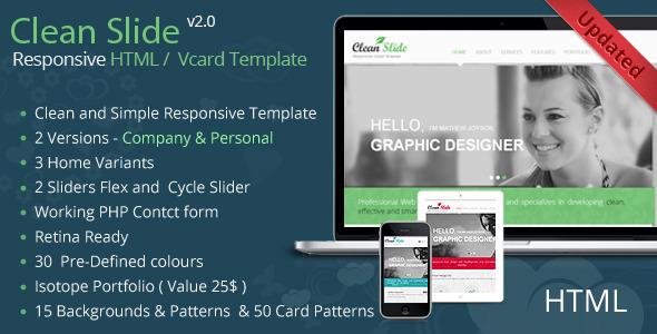 Squares - HTML5 vCard/Portfolio Wordpress Theme - 2