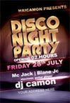 Night Club Party Flyer Vol_1 - 27
