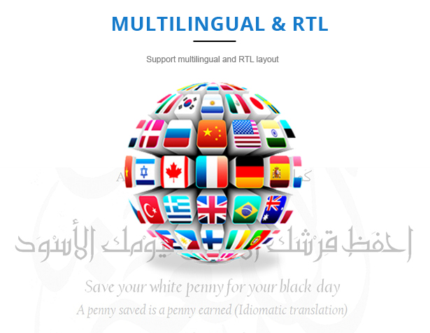 Agood - Multi-language