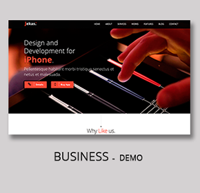 Software, Technology & Business Bootstrap Html Template - Jekas - 10