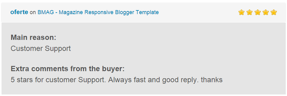 BMAG - Magazine Responsive Blogger Template - 14