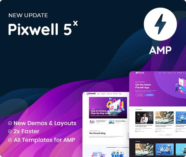 Pixwell version 5