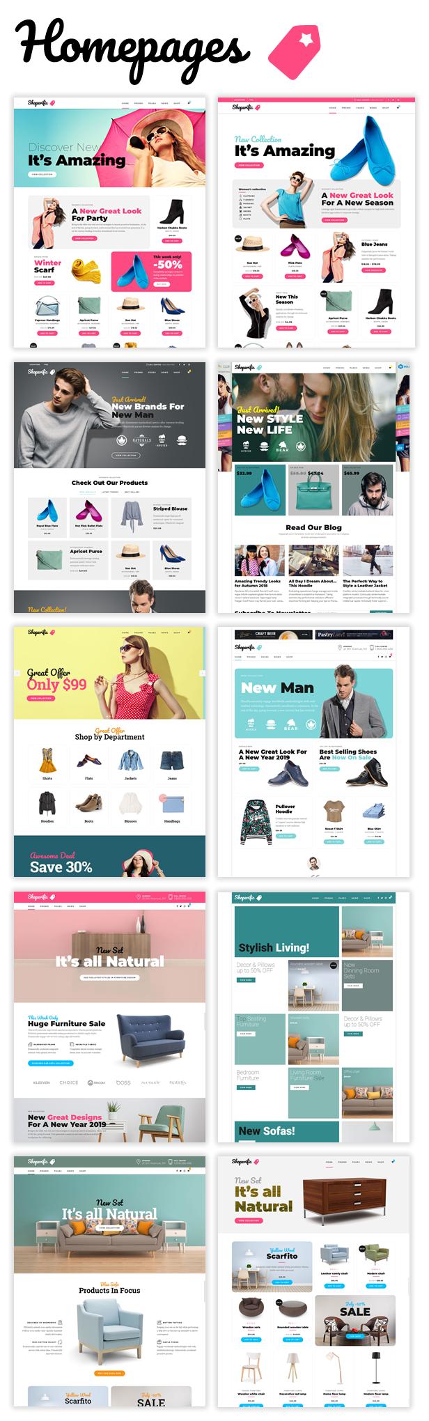 Shoperific - Flexible WooCommerce Shop - 2