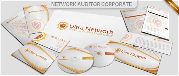 Cloud Hosting Service Corporate Identity - 10