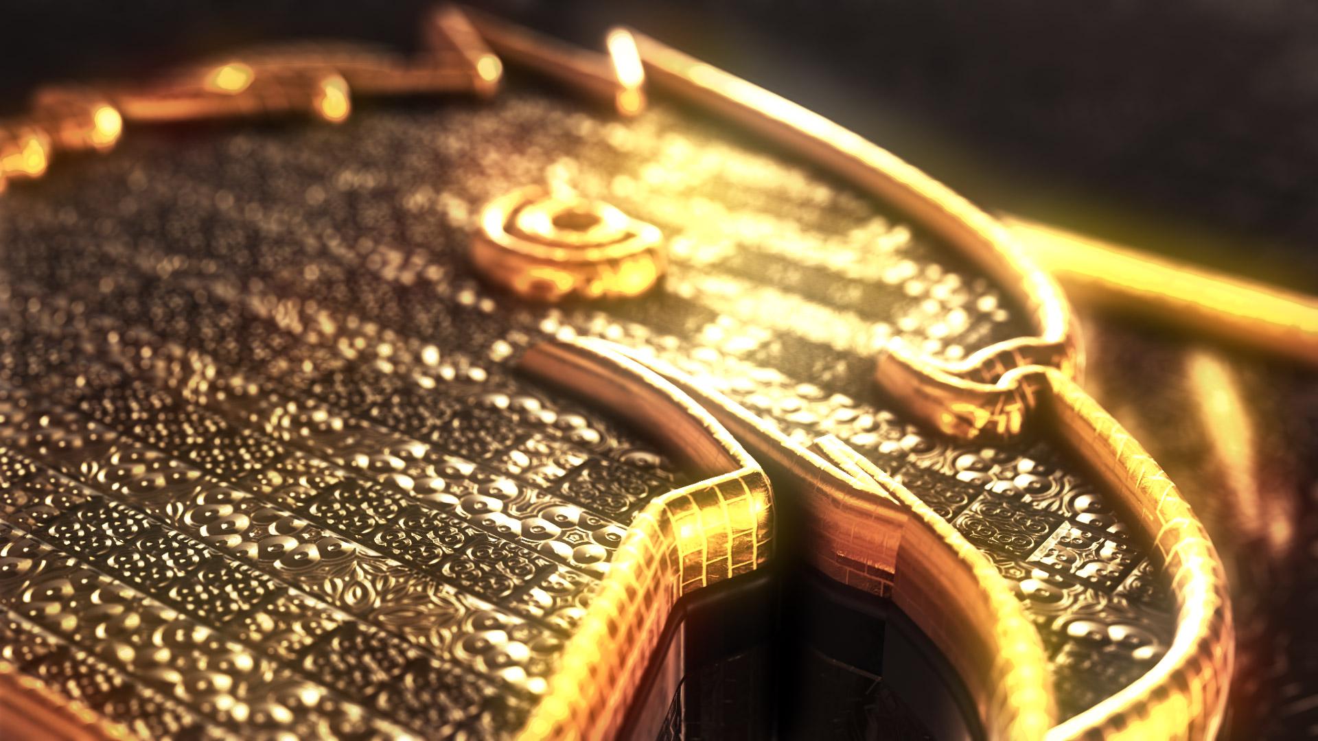 Gold Treasure Logo - 5