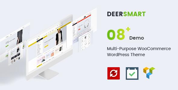 DeerMarket – Tema multiusos WooCommerce WordPress Responsive ...