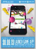 Phone APP Flyer Template