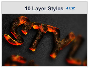 hot layer styles