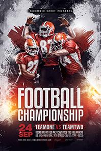 129-Football-championship-flyer