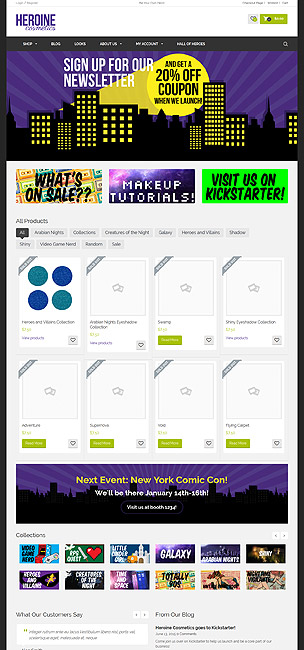 Flatastic - Versatile Multi Vendor WordPress Theme - 40