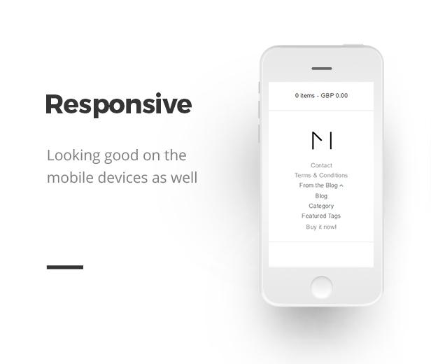 Minishop - Multipurpose, Minimal, e-Commerce, Marketplace WordPress Theme 38