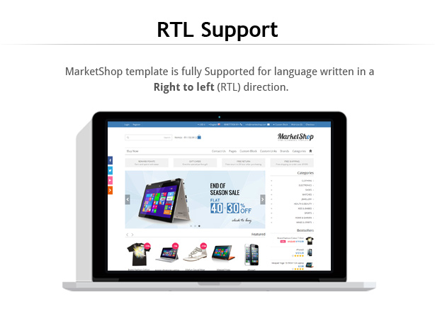 rtl language support