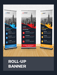 Roll Up Banner - 10