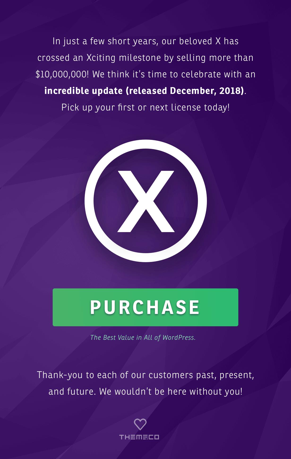 X | The Theme - 1