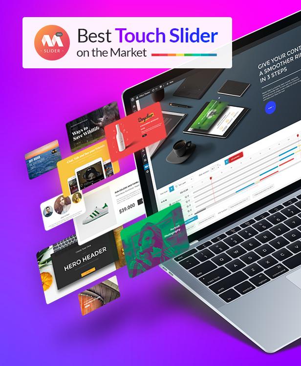 Master Slider-触摸式滑块WordPress轮播插件[更至v3.5.0]插图4
