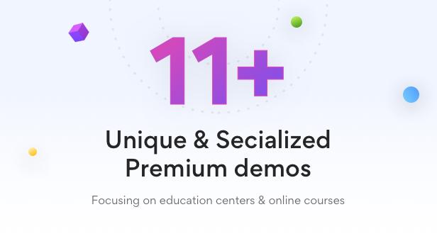EduMall - Professional LMS Education Center WordPress Theme - 14