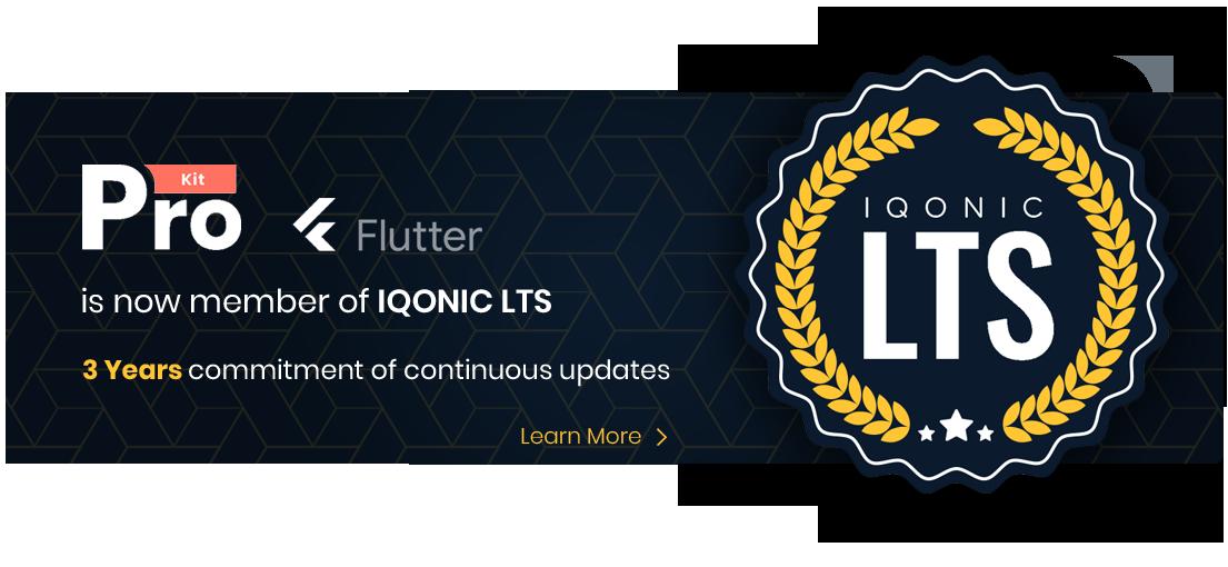 Prokit - Biggest Flutter 2.0 UI Kit - 6