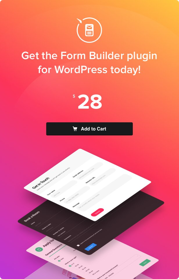 Form Builder - WordPress Form plugin - 5