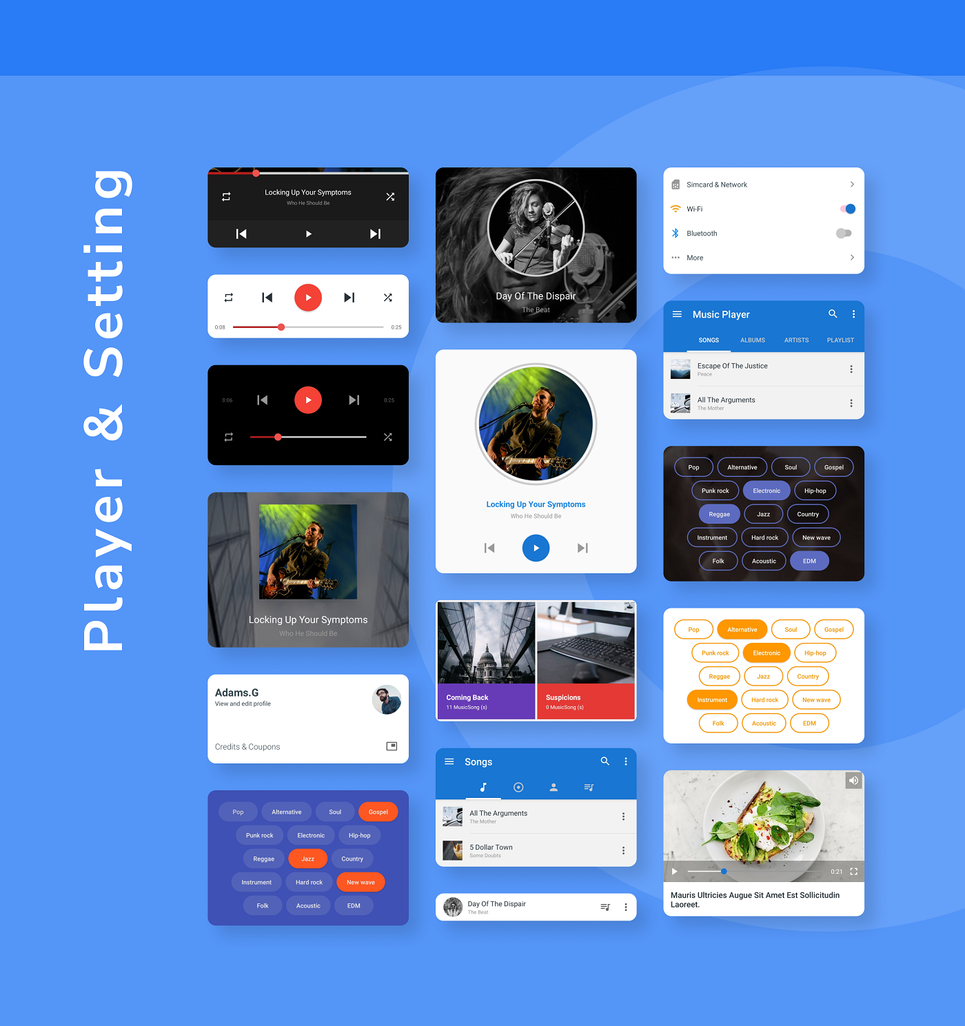 MaterialX - Android Material Design UI Components 2.7 - 25