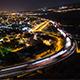 Night City Life and Traffic
