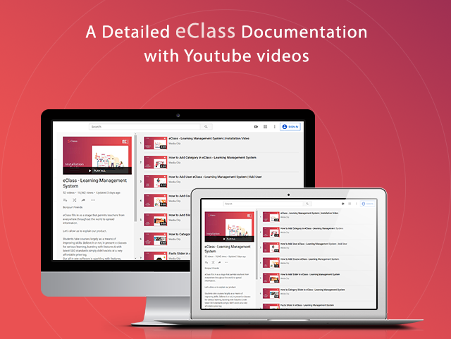 eClass - Learning Management System - 32