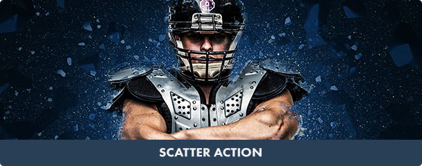 Scatter Photoshop Action