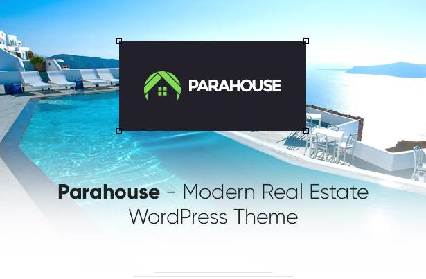 Parahouse Modern Real Estate WordPress Theme