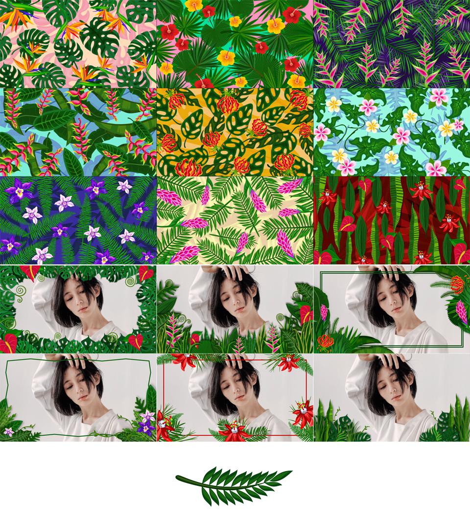 Floral Design Pack - 4
