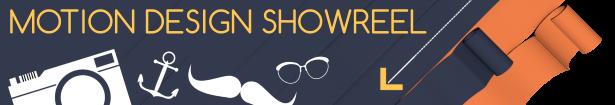 Motion Design Showreel Logo Opener