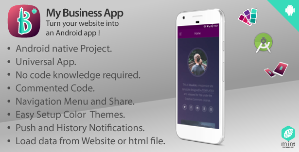 My Business App - Turn Your Website Into An iOS App ! - 6