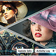 FB Photo Effect Timeline Cover  - 57