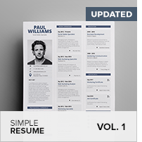 Infographic Resume Vol 3 - 24