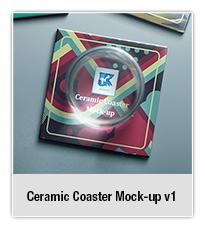 Ceramic Coaster Mock-up v5 - 4