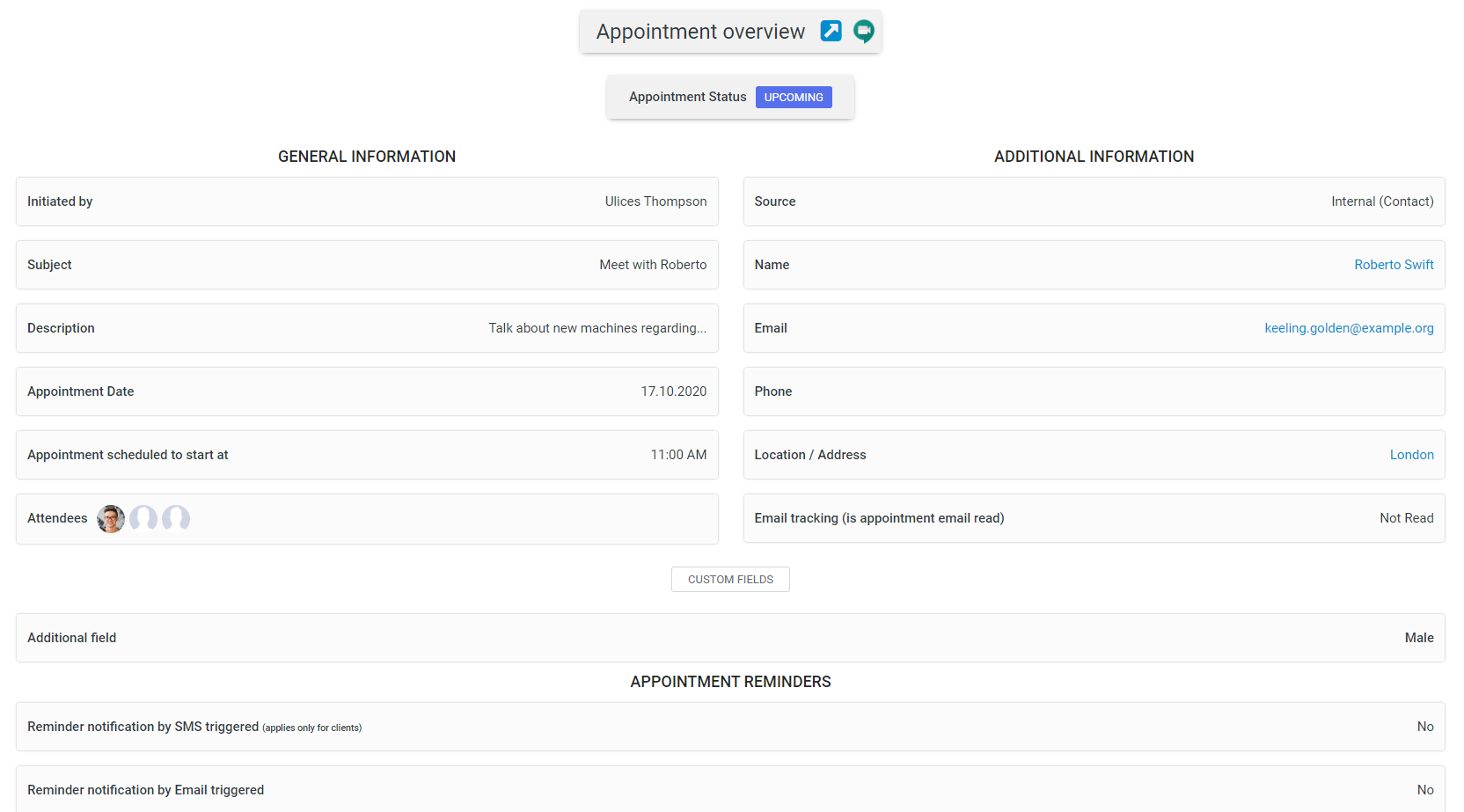 Appointly - Perfex CRM Appointments - 14