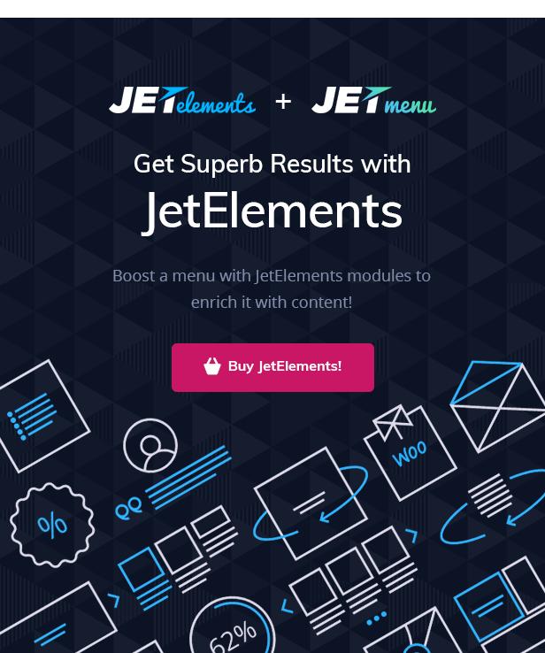 JetMenu Mega Menu for Elementor Page Builder