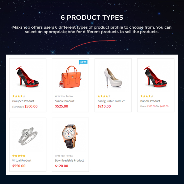 Maxshop - Premium Magento 2 and 1.9 Store Theme - Homepage