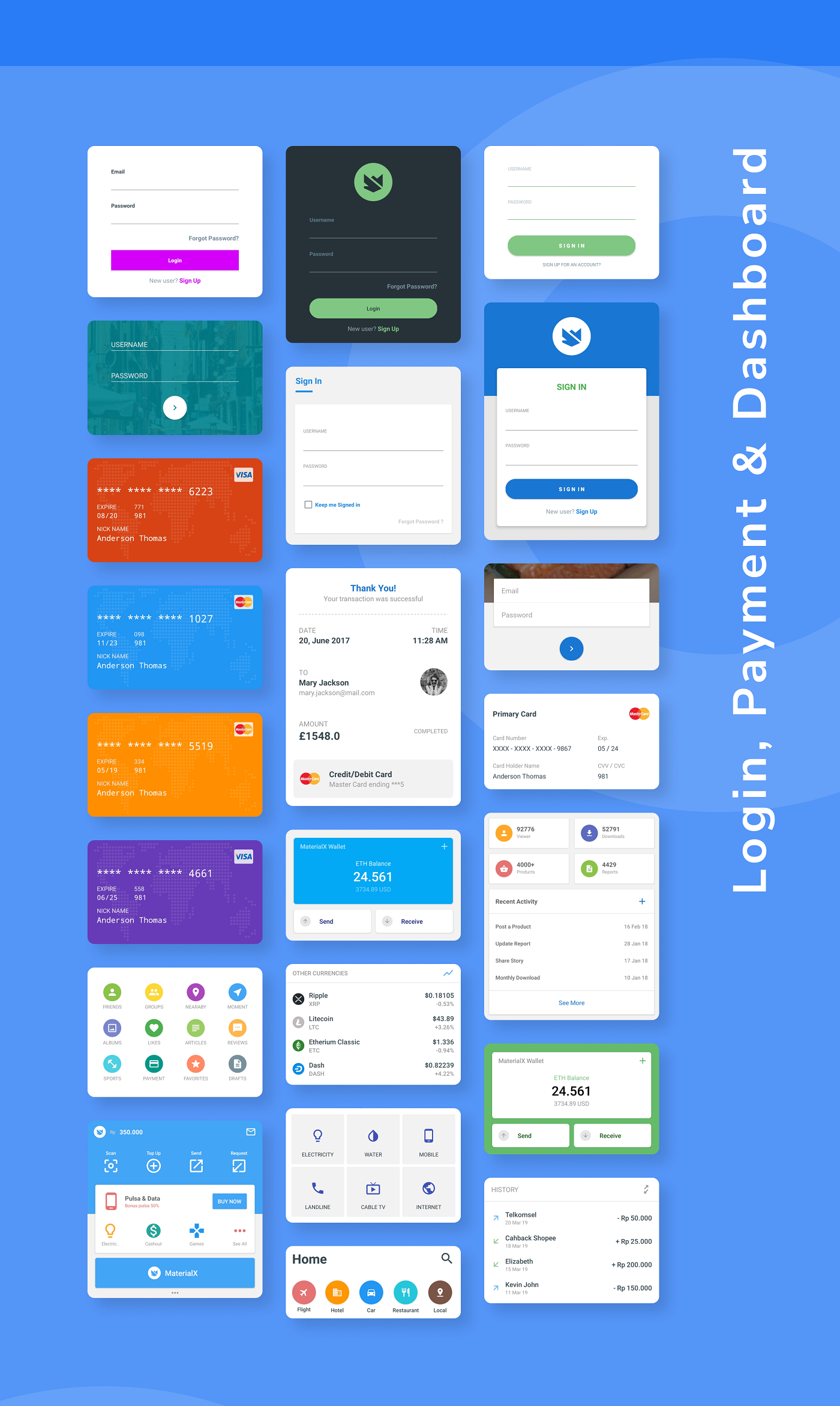 MaterialX - Android Material Design UI Components 2.7 - 31