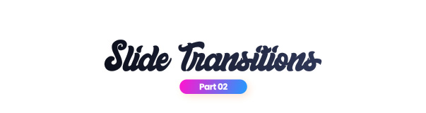 Transitions and Titles - 114