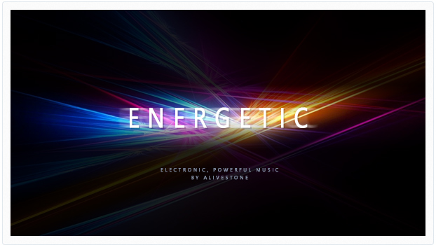 Energetic-Power-Music