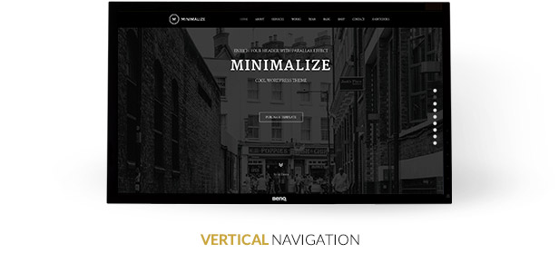 Minimalize | Single Page Theme - 5