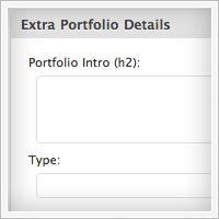 Blackout Portfolio Items Details