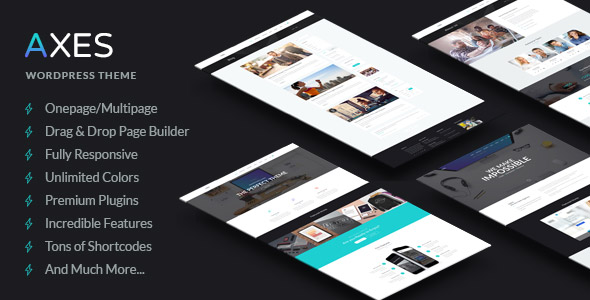 Afela | Flexible Multi-Purpose HTML5 Template - 7