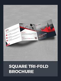 Square Brochure - 30
