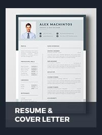 Resume & Cover Letter - 6