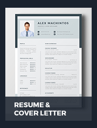 Resume Template - 6