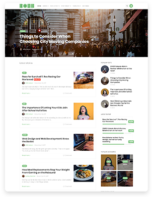 Bone - Minimal and Clean WordPress Blog Theme - WooCommerce Compatible. - 6